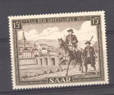 Sarre  :  Yv  291  * - 1947-56 Gealieerde Bezetting