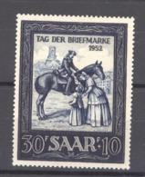 Sarre  :  Yv  303  * - 1947-56 Gealieerde Bezetting