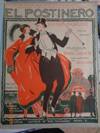 El Postinero Par Scottish Madrileno - Partitions Musicales Anciennes