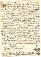 1766 NAPOLI FEDE DI CREDITO BANCO MONTE DI PIETA' - Vecchi Documenti