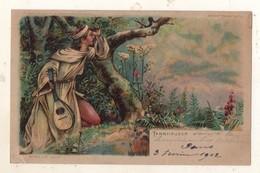Tannhauser   Carte Méteor Transparente   1902 - Opera