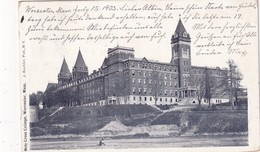 USA 1903 CARTE POSTALE HOLLY CROSS COLLEGE WORCESTER - Worcester