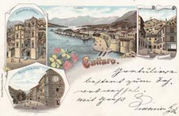 CPA - Katov ( Cattaro ) - ( P ) - Montenegro