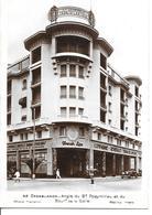 MAROC  CASABLANCA   N 68  ANGLE BLD POEYMIRAU ET BLD DE LA GARE  MAGASIN CIE GENERALE TRANSATLANTIQUE FACON PHOTO - Casablanca