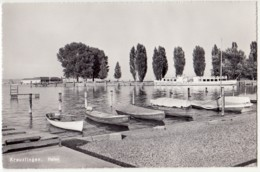 Kreuzlingen - Hafen - Boat - 11133 - Switzerland - Old Postcard - Unused - TG Thurgovie