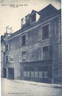 48   MENDE    HOTEL  DU  LION   D  OR  TEL  46 - Mende