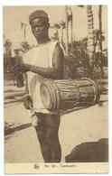 "AFRIQUE - BURKINA FASSO - N° 58 - ""TAMBOURIN"" - CPA - Burkina Faso"