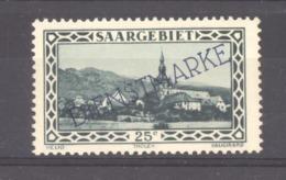 Sarre  -  Services  :  Yv  19  ** - Dienstzegels