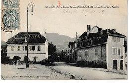 Ain GEX Quartier Du Haut Route De La Faucille - Gex