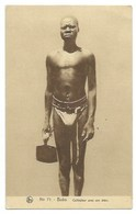 "AFRIQUE - BURKINA FASSO - N° 71 - BOBO - ""Cultivateur Avec Son Daba"" - CPA - Burkina Faso"