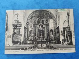 Morey Intérieur De L'église Haute Saône Franche Comté - Otros Municipios