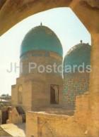 Samarkand - Shah-i-Zinda - Postal Stationery - 1988 - Uzbekistan USSR -  Unused - Ouzbékistan