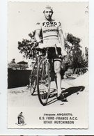 CYCLISME   Tour De France  JACQUES ANQUETIL - Ciclismo