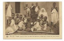 "AFRIQUE - BURKINA FASSO - N° 122 - TOUGAN - ""Ouvroir De Toma - Les Petites Filles Apprennent La Dentelle"" - CPA - Burkina Faso"