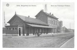 Borgerhout - Gare Des Tramways Vicinaux. - Antwerpen