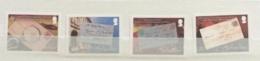 Gibraltar 2007 Postal Anniversaries Set MNH - Gibraltar