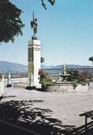 (C403) - PRESENZANO (Caserta) - Piazza Margherita E Monumento Ai Caduto Di Tutte Le Guerre - Caserta