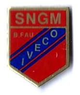 IVECO - I5 - SNGM - B. FAU - ECUSSON - Verso : SM - Pins