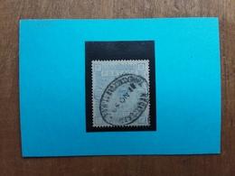 GRAN BRETAGNA 1883 - N. 88 Timbrato + Spedizione Raccomandata - Used Stamps