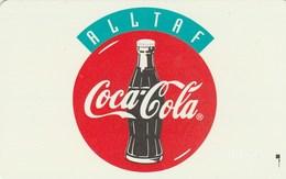 Iceland - Coca Cola Alltaf 1  - ICE-RA-06 - Islandia