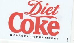Iceland - Diet Coke  - ICE-RA-07 - Islandia