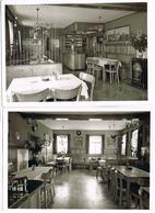 Lot 2 AK Gerabronn Bei Schwäbisch Hall, Innenaufnahme Einer Gaststätte 1961 - Allemagne
