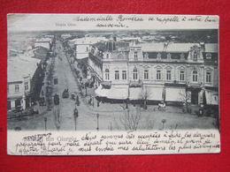 "ROUMANIE - SALUTARI DIN GIURGIN - "" STRADA OBOR "" - - Romania"