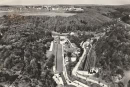 LUTZELBOURG - CPSM : Le Canal Et L'entrée Du Tunnel - Francia