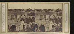 Carte Stereo.^pompei La Casernedy Soldaty - Pompei