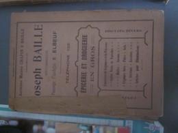 Annuaire Des Villes Et Canton D'Elbeuf 1922 - Normandië