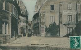 25 BESANCON / Rue Pasteur / Carte Couleur - Besancon