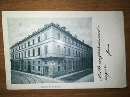 TORINO - ISTITUTO SOCIALE  - 1901 - Education, Schools And Universities