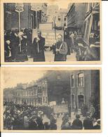 """Jemeppe """"Seraing"""" - 2 Cartes Postales - Procession - Le Père Antoine Grand Guérisseur De L'Humanité - Etat: Voir2 Scans. - Seraing"""