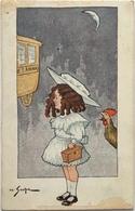 V 72019 - Istituto Di Educazione S. Anna Cartolina Ricordo 1894 - 1919 - Illustrators & Photographers