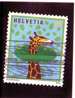 2019 Svizzera - La Giraffa - Switzerland