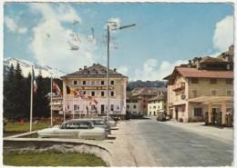VILLAGGIO S. BERNARDINO - VALLE MESOLCINA - GRIGIONI - SVIZZERA - SCHWEIZ - SUISSE - VIAGG. 1961 -45898- - GR Grisons