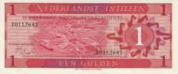 NETHERLANDS ANTILLES P. 20a 1 G 1970 UNC - Antilles Néerlandaises (...-1986)