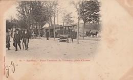 Bayonne -Point Terminus Du Trammay - Bayonne