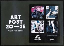 2015 Finland, Post Art FDC. - FDC