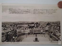 Saint Quentin, Rathausplatz,Feldpostkarte, 1916 - Saint Quentin