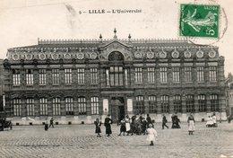 Lille -   L' Université. - Lille
