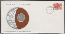 0174 - Numiscover / Enveloppe Numismatique - NORVEGE - 1 Krone 1979 - Norway