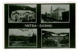 RO 52 - 9288 VATRA DORNEI, Bukowina, Romania - Old Postcard, CENSOR, Real PHOTO - Used - 1940 - Rumänien