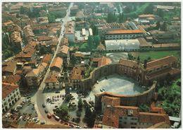 CASTELLAMONTE - TORINO - VEDUTA AEREA DEL CENTRO - VIAGG. -36344- - Italien