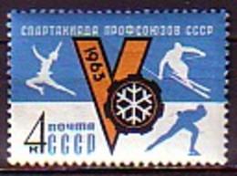 RUSSIA & USSR - 1963 - Sport - 1v** Mi 2730 - 1923-1991 USSR