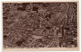 Dijon : à Vol D'oiseau, Quartier Du Théatre (Editeur Combier Imp., Macon, CIM) - Dijon
