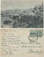 GAETA - LATINA - PANORAMA - VIAGG. 1916 -40727- - Latina