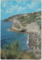 ISCHIA - S. ANGELO - NAPOLI - SPIAGGIA DI CAVA GRADO - VIAGG. 1970 -43037- - Napoli (Nepel)