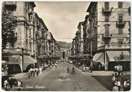 LA SPEZIA - CORSO CAVOUR - VIAGG. 1957 -41900- - La Spezia