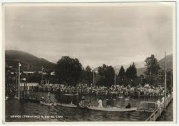 LEVICO - TRENTO - AL LIDO - VIAGG. 1954 -39752- - Trento